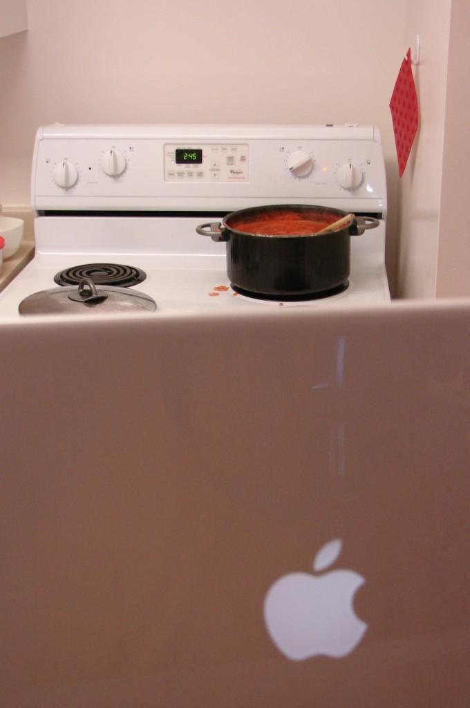 tecnologia e comida